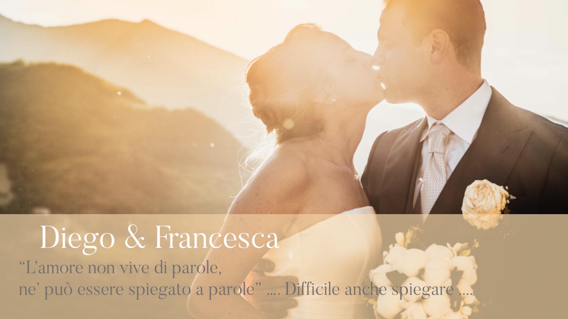Diego francesca copertina wedding